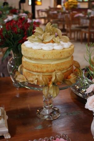 Naked cake Citrus